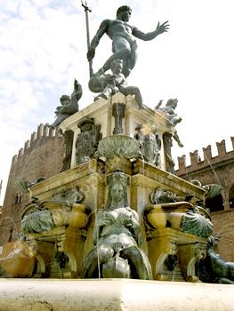 Nettuno Giorno à Bologne