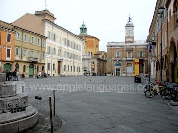 Excursion à Ravenne
