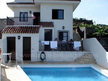 Hébergement en cottage (finca) avec piscine