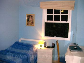 Hébergement en chambre simple