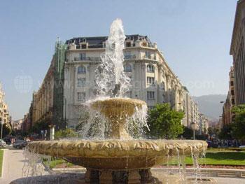 Il y a plein d'architecture à Bilbao