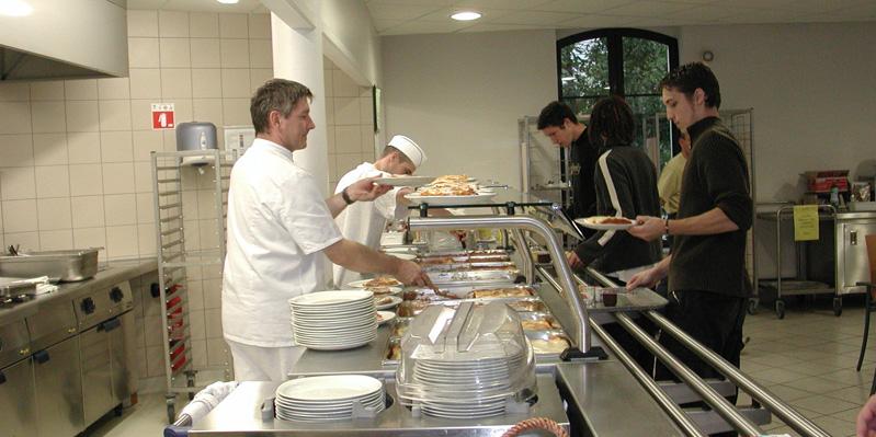 Restaurant universitaire de Vichy