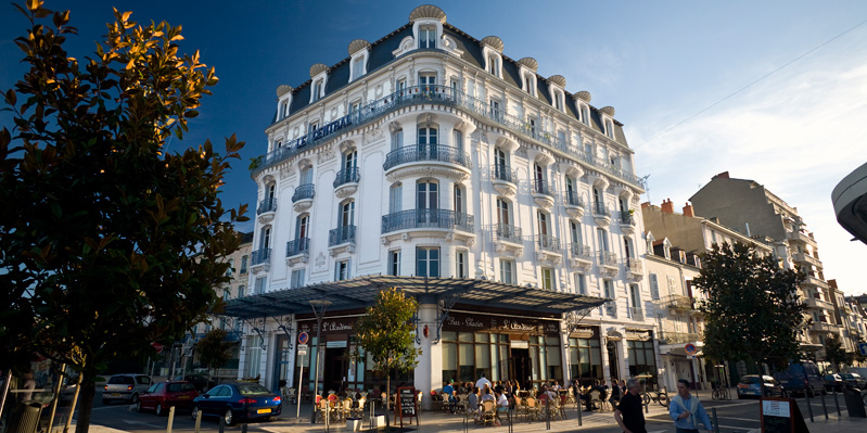 Centre-ville de Vichy