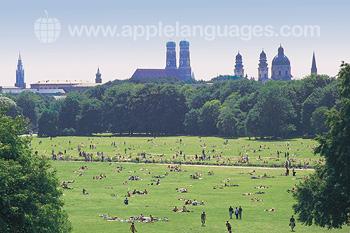 Munich en été