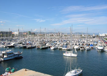 Le Port Olimpic