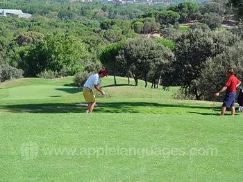 Marbella a d'excellents parcours de golf !