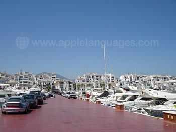 Encore une journée ensoleillée à Marbella