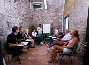 Apprendre l'italien à Taormine