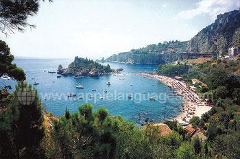 Vue de Taormine