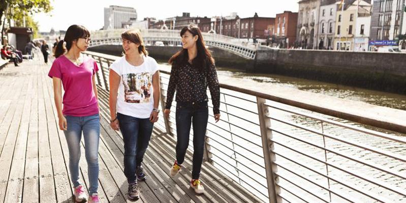 Exploration de Dublin