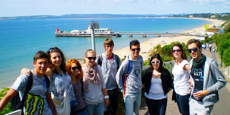 Exploration de Bournemouth