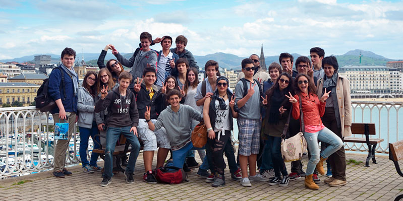 Visite de San Sebastian