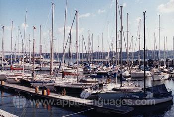 La Marina, Lisbonne
