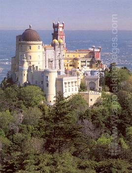 Le Palais de Sintra Pena