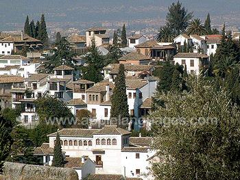 La vieille ville, Grenade