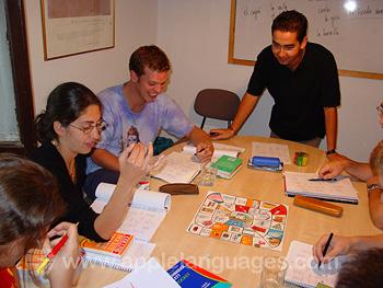 Cours d'espagnol dans notre école