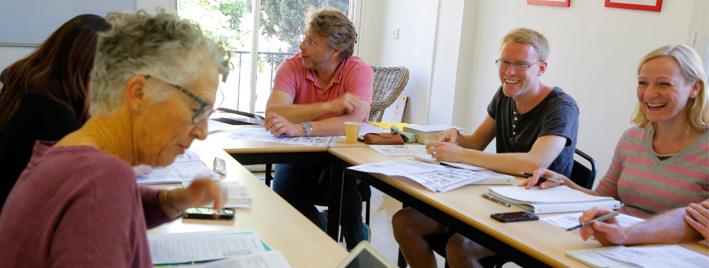 Salle de classe à l'école d'Aix-en-Provence