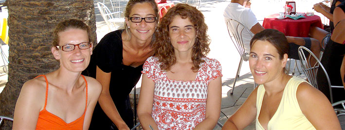 Étudiants en séjour à Alghero
