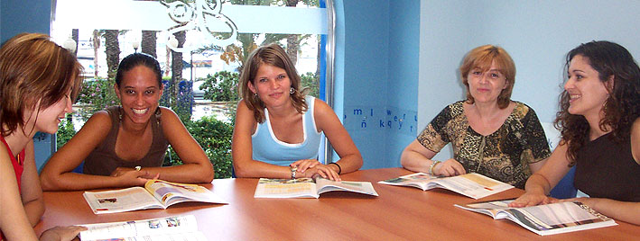 Cours d'espagnol à Alicante