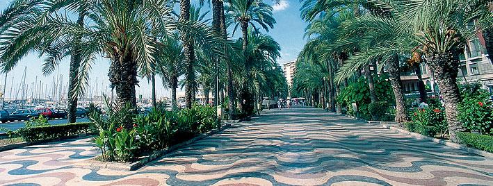 Promenade à Alicante