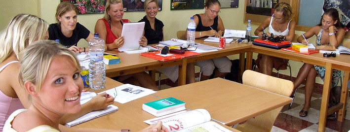 Cours d'espagnol à Benalmadena