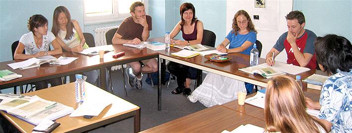 Cours de français à Biarritz
