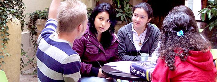Apprendre l'espagnol à Bogota