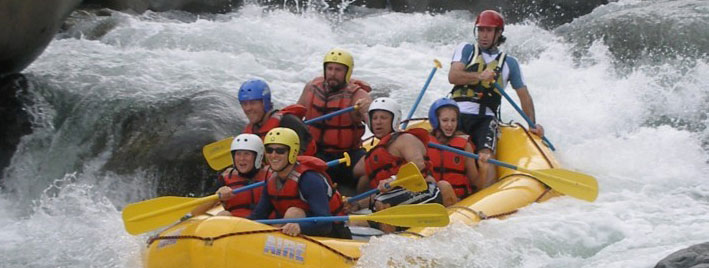 Rafting à Boquete
