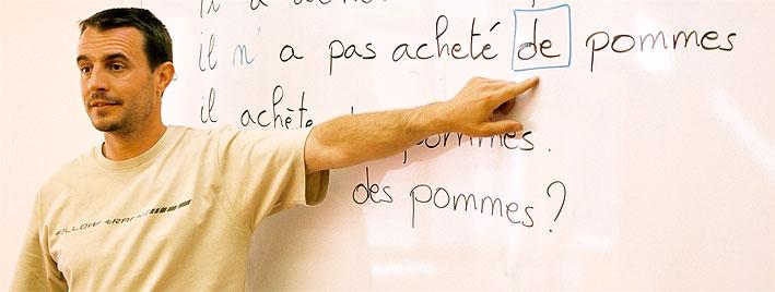 Apprendre le français à Chamonix