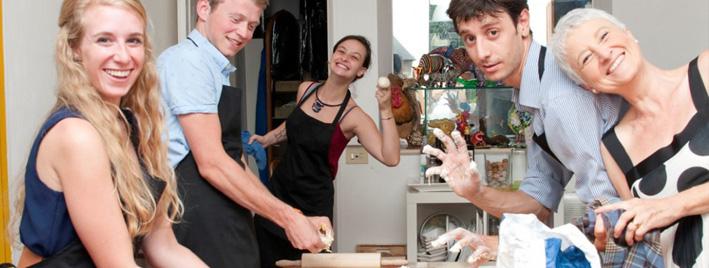 cours de langue et de cuisine - Cours De Cuisine Rome