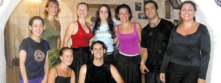 Cours de danse à Marbella