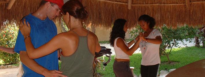 Salsa et merengue à Playa Del Carmen