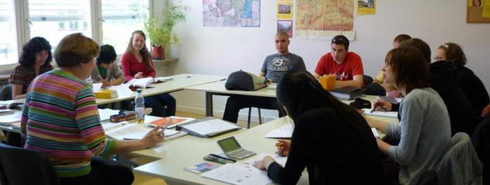 Cours d'allemand à Fribourg