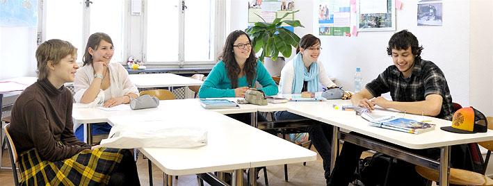 Apprendre l'allemand à Heidelberg