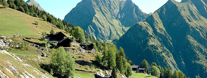 Kitzbühel en été