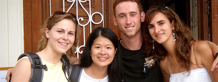 Séjour linguistique d'espagnol à Lima, au Pérou