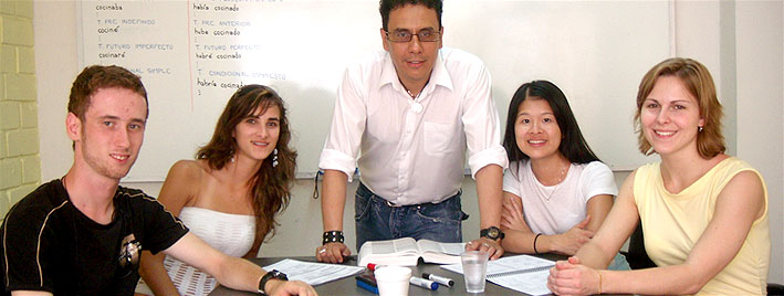Cours d'espagnol à Lima