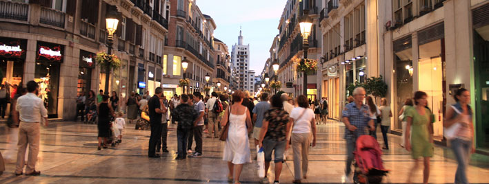 Malaga (centre-ville)