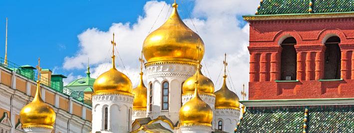 La cathédrale de l'Annonciation à Moscou