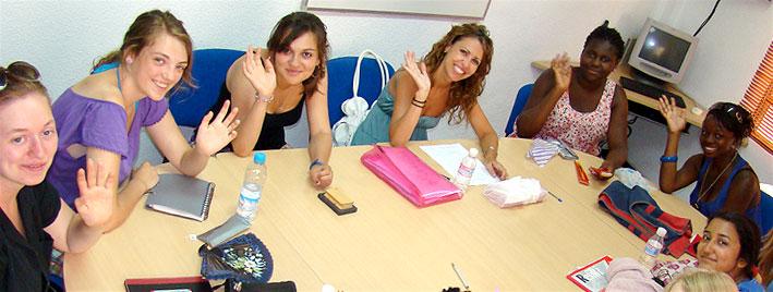 Cours d'espagnol à Murcie