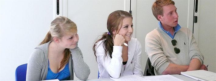 Cours de préparation aux examens à Nice