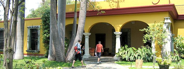 École de langues à Oaxaca