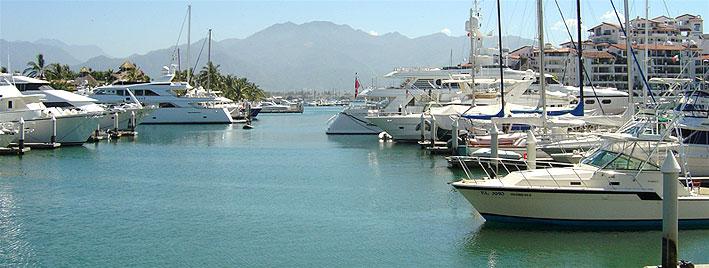Marina Vallarta à Puerto Vallarta