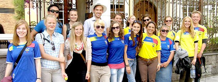 Séjour linguistique à Quito, en Équateur