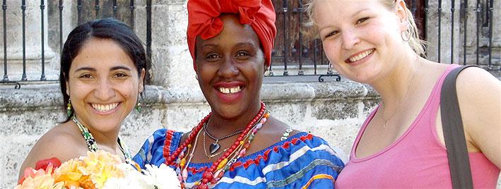 Séjour linguistique à Santiago de Cuba