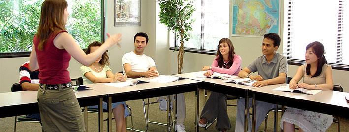 Cours d'anglais à Toronto, au Canada