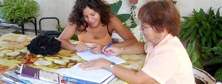Apprendre l'espagnol à Trinidad, Cuba
