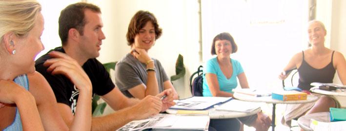 Apprendre l'italien à Tropéa