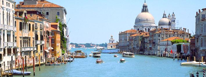 Venise, en Italie