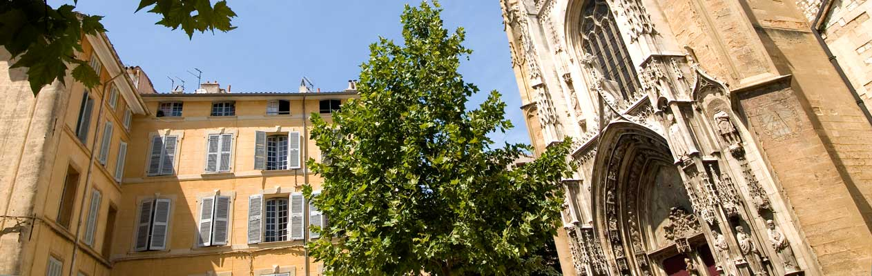 Cathédrale d'Aix-en-Provence, France